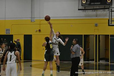 PVHS Girls Basketball Varsity vs HHS