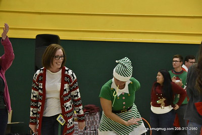 PVHS Holiday assembly 2017