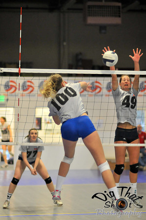 2013 Sound Premier Volleyball Team Tryouts