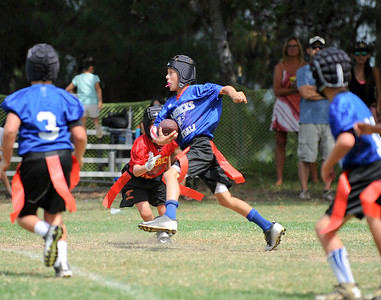 football_PV RedMavericks^PV RoyalMavericks BobcatFlag_8184