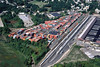 Aerial of Wiser Ave intermodal facility – Worcester, MA 1999 – Bob Arnold photo