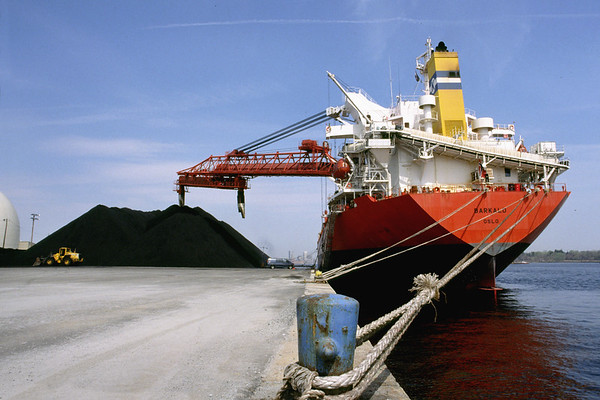 The great coal experiment 2003 – Bob Arnold photo