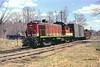 P&W 1601 south through Holden, MA – Al Arnold photo