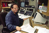 Quint – the voice of the P&W for many years 1996 – Bob Arnold photo