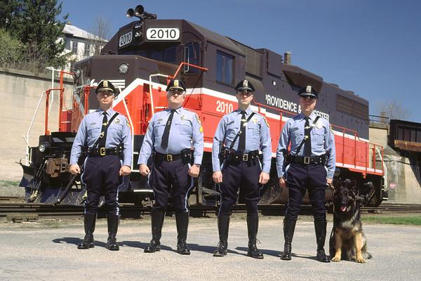 These guys kept everybody safe – Bob Arnold photo