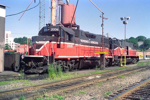 2006, 2001 at the Worcester engine house – Al Arnold photo