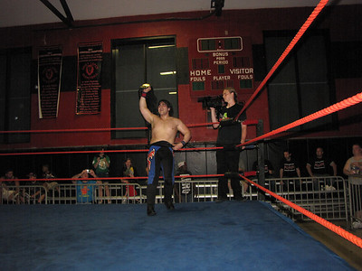 PWF Northeast Collision in the Capital City  September 8, 2012
