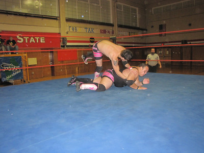 PWF Northeast Crimson Carnage  November 4, 2011