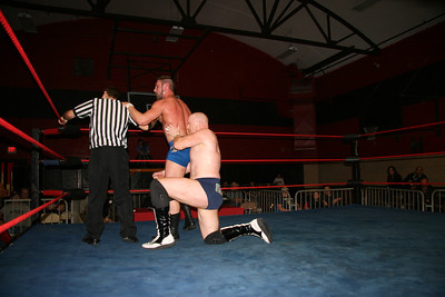 PWF Northeast And To All A Good Fight  December 1, 2012