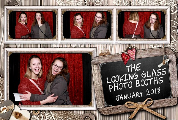 Rustic, vintage or just FUN wedding and event photo booth rentals in Kansas City. For weddings, schools, corporate events and parties. https://thelookingglassphotobooths.com/