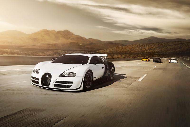 Panda Bugatti