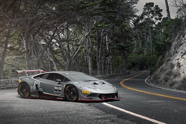 Huracan Trofeo Monterey