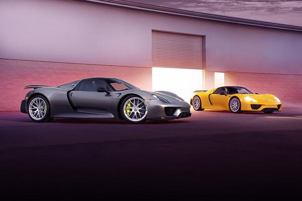 Porsche 918s