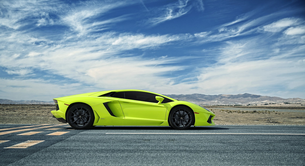 Verde Scandal Aventador ( 1of 1 )