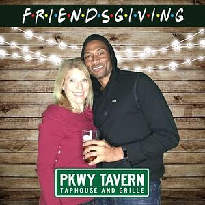 PWKY Tavern Freindsgiving