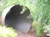 Tunnel of terror.