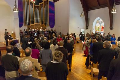 Preaching with Power Chapel - Pr. Jocelyn Hart