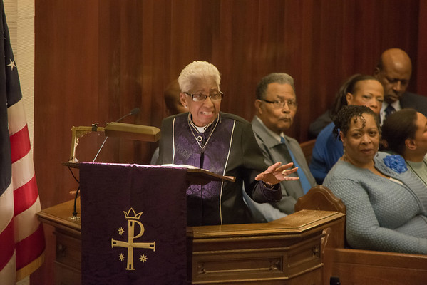 Preaching with Power Tuesday - Bishop Violet Fisher