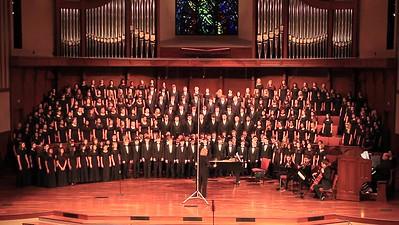 """PWSH Winter Concert 12-11-12 """"Hallelujah"""""""