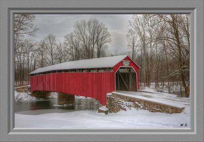 Pa . Covered Bridges