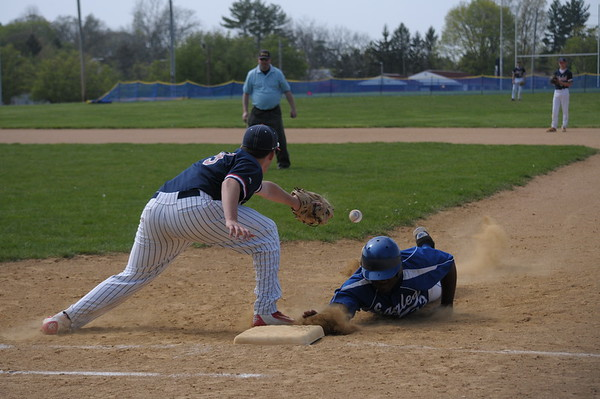 Plymouth Whitemarsh baseball plays Norristown