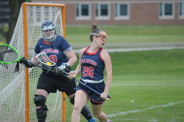 Upper Merion girls lacrosse plays Jenkintown