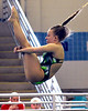 Bob Raines--Digital First Media  //<br /> Julie D'Amore (Methacton) competes in the PIAA District One Girls Diving Championship Feb. 25, 2017