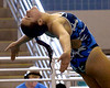 Bob Raines--Digital First Media  //<br /> Samantha Wynne (Springfield Montco) competes in the PIAA District One Girls Diving Championship Feb. 25, 2017