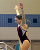 Bob Raines--Digital First Media  //<br /> Celia Henke (Abington) competes in the PIAA District One Girls Diving Championship Feb. 25, 2017.