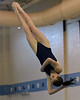 Bob Raines--Digital First Media<br /> Meghan Wenzel (North Penn) competes in the PIAA District One Girls Diving Championship Feb. 25, 2017