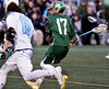Lansdale Catholic's Dan White winds up for a shot against North Penn March 24, 2017.  (Bob Raines / Digital First Media)
