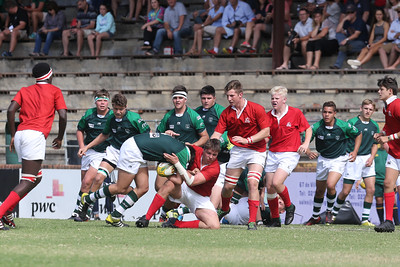 Michaelhouse vs Eldoraigne 10:50