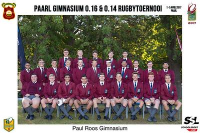 24 Paul Roos Gimnasium