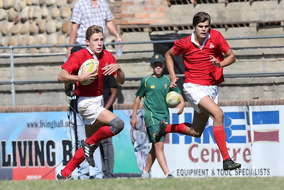 Michaelhouse vs Potch Gimnasium
