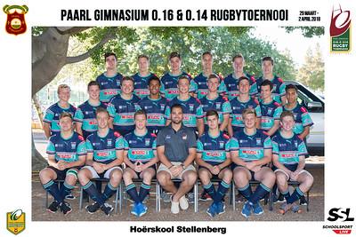 Hoerskool Stellenberg