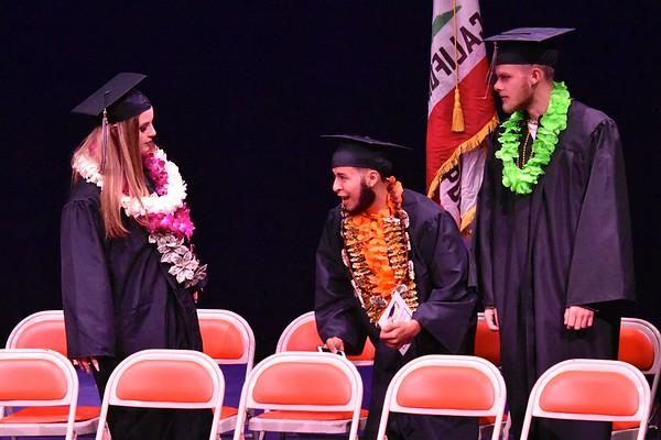 Pacific Coast High School graduation