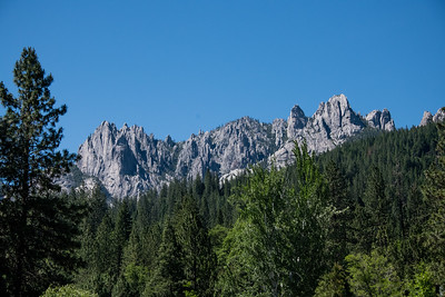 The Pinnacles from I-5