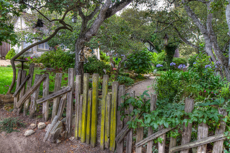 Carmel, California<br /> Hansel & Gretel Houses