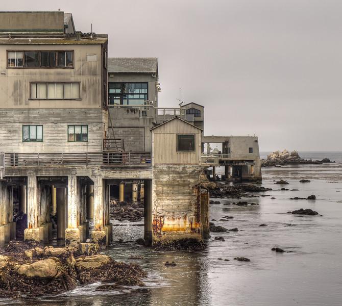 Cannery Row, Monterey, California