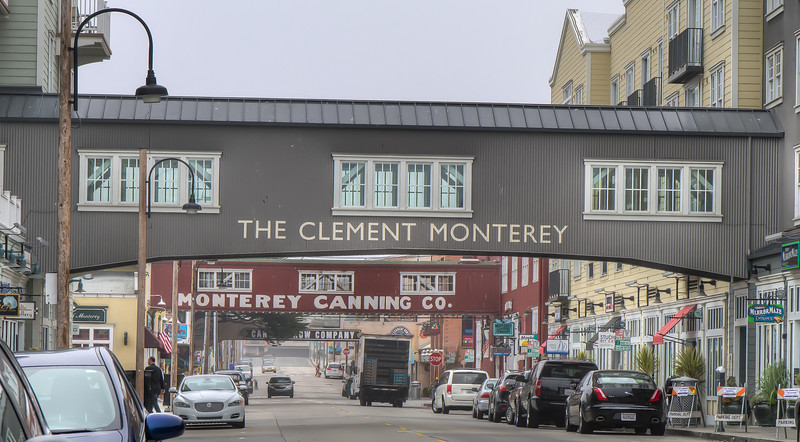 Cannery Row, Monterey, California