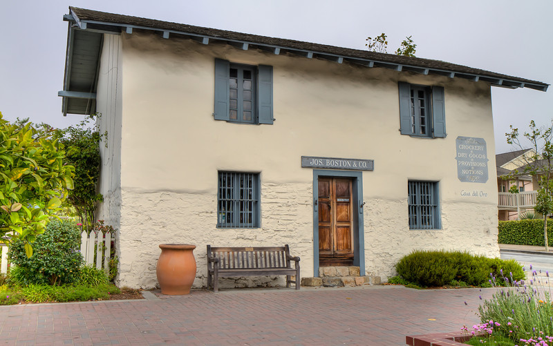 The Pacific House, Monterey, California
