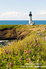 Yaquina Head Lighthouse, Oregon.