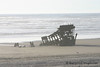 Wreck of the Peter Iredale, October 2007