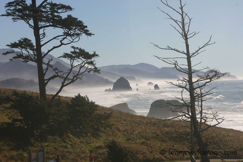 The Pacific at Ecola State Park, October 2007