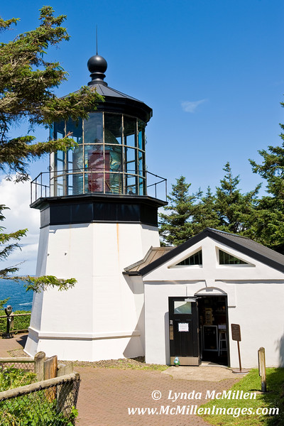 Cape Meares 1890s lighthouse #2