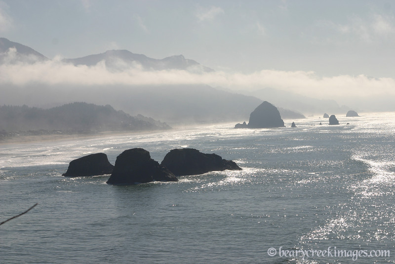 Rocks - Ecola State Park, Oregon Coast