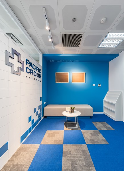 Pacific Cross Vietnam's Office  -  Apes Design