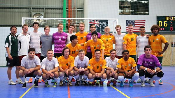 MEN Australia (WIN) v Queensland