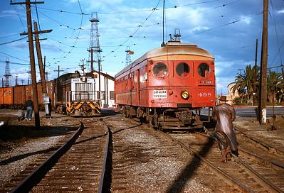 Wilmington Photo Stop - 1956