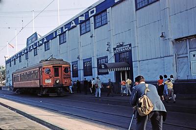 Returning From Avalon  1955